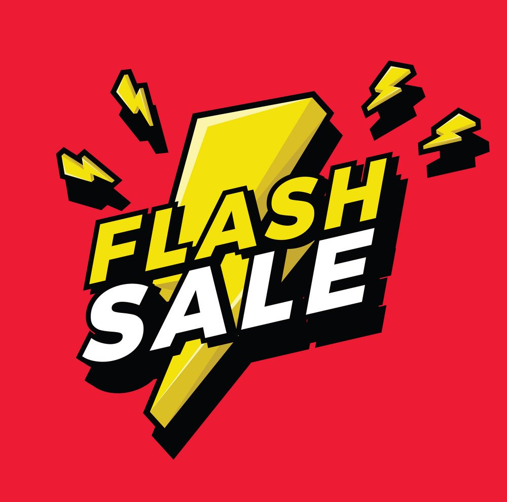Flash Sales and Promo Code